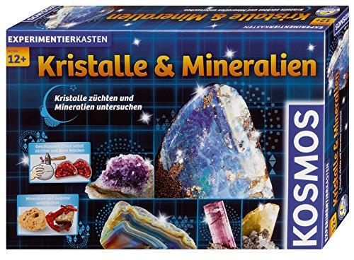 Kosmos 642112 - Kristalle und Mineralien