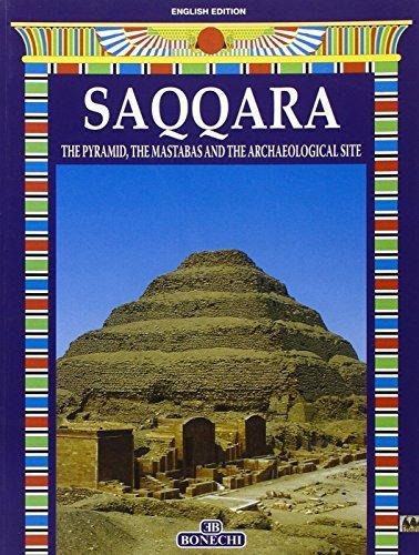 Saqqara the Pyramid, the Mastabas and the Archaeological Site by giovanna magi (2006-05-04)
