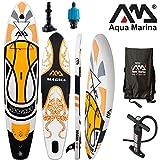 "Aqua Marina Magma 10'10"" aufblasbares Sup Board"