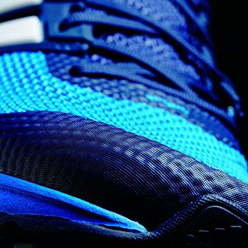 adidas Response 2 M, Chaussures de Running Compétition Homme, Gris, 46 EU Azul / Blanco (Azuimp / Ftwbla / Azumin)