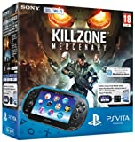 Playstation Vita – Konsole 3 G + KILLZONE MERCENARY + Speicherkarte 8 GB