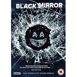 Black Mirror: Series 3 (2 Dvd) [Edizione: Regno Unito] [Import italien]