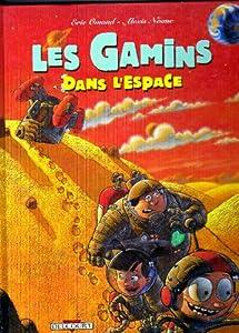 """Afficher """"Gamins (Les) n° 1 Les gamins dans l'espace"""""""