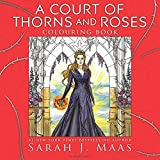 A Court of Thorns and Roses Colouring Book (Colouring Books)