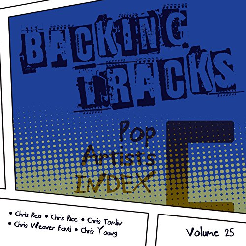 Backing Tracks / Pop Artists I...