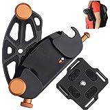 Cinturón de la Cámara Hebilla del cinturón de liberación rápida Aleación de Aluminio Ultraligero para Cámara Réflex Digital p