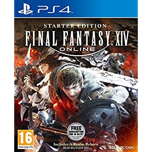 Square Enix – Final Fantasy XIV (14): Online Starter Edition /PS4 (1 Games)