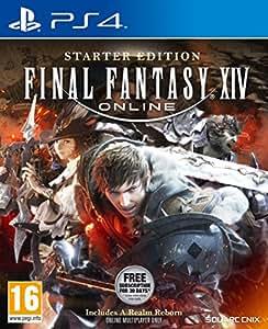 Final Fantasy XIV Online Starter Edition (PS4)