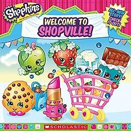 Shopkins: Welcome to Shopville par [Simon, Jenne]