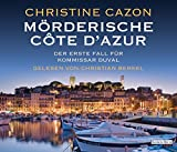 Mörderische Côte d'Azur. Der erste Fall für Kommissar Duval - Christine Cazon