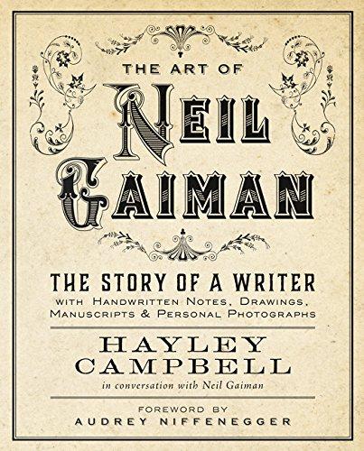 Art Of Neil Gaiman