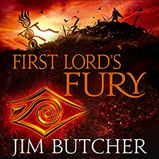 First Lord's Fury: The Codex Alera: Book Six