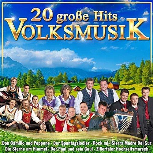 20 gro?e Hits der Volksmusik by Ursprung Buam
