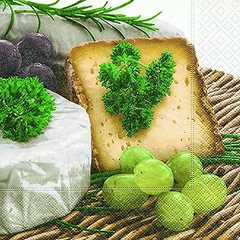 Pranzo tovaglioli formaggio blaha vino UVA (tasto