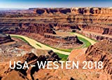 USA - Westen 2018 Exklusivkalender (Limited Edition)