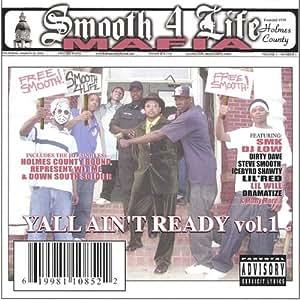 Vol.1-Yall Ain't Ready