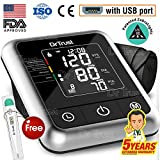 """Best Blood Pressure Machines - Dr Trust A-One Galaxy"""" Blood Pressure Testing Monitor Review"""