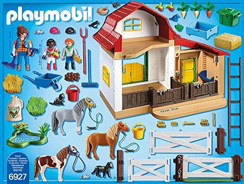 PLAYMOBIL Ponyhof 6927 - 3