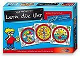 Noris Spiele 606076152 - Lern die Uhr