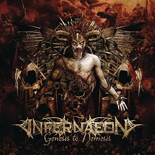 Infernaeon: Genesis to Nemesis (Audio CD)