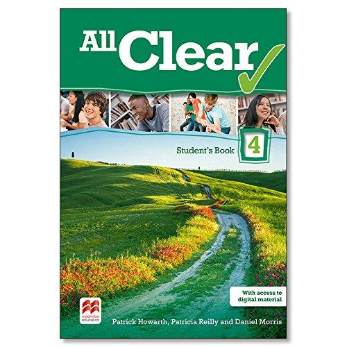 ALL CLEAR 4 Sb Pk - 9780230485501