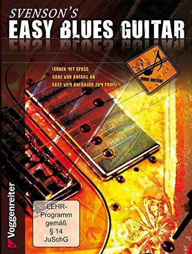 Svenson\'s Easy Blues Guitar - Lehr-DVD