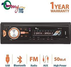 myTVS TMP-53 Single Din MP3 Car Media Player