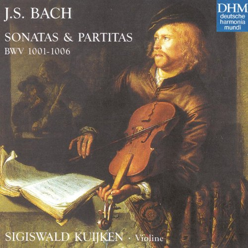 Partita for Solo Violin No. 2 in D minor, BWV 1004: Partita for Solo Violin No. 2 in D minor, BWV 1004: Ciaccona