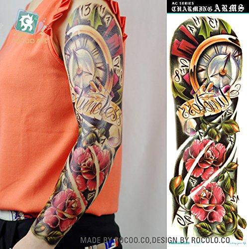 temporare-korperkunst-entfernbare-tattoo-aufkleber-armel-sticker-tattoo-temporary-tattoo-fashionlife