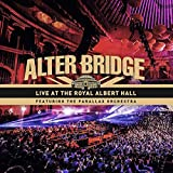 Live at the Royal Albert Hall Featuring the Parallax Orchestra (4 DVD)