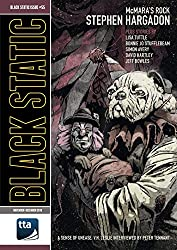 Black Static #55 (November-December 2016): Dark Fiction and Film (Black Static Magazine)