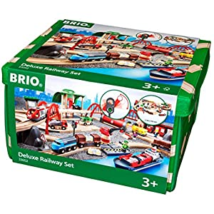 Brio 33052 – Set Ferrovia Deluxe