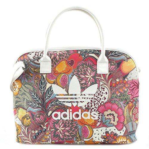 Adidas F P B Bowling, Borsa Donna, Multicolore, Taglia Unica