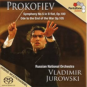Prokofiev: Symphony No. 5 / Ode To the End of the War
