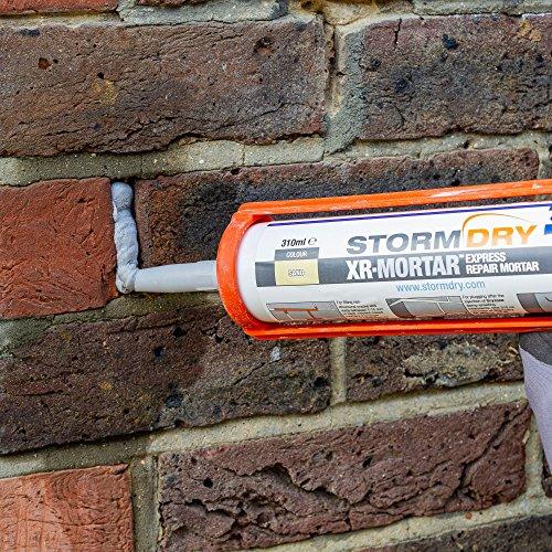 Zoom IMG-2 stormdry express repair mortar pronto
