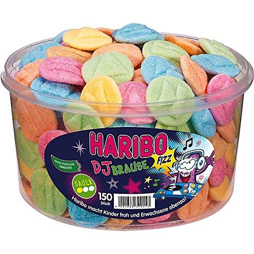 Haribo DJ Brause, Fruchtgummi, 150 Stück