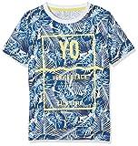 NAME IT Jungen T-Shirt NITZILLI SS TOP Box NMT, Mehrfarbig (Nautical Blue), 134 (Herstellergröße: 134-140)