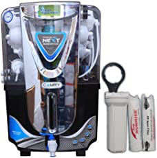 FRESH AQUA INDIA 15L 14STAGE RO UV UF TDS Alkaline Water Purifier with Full KIT (ZX500)
