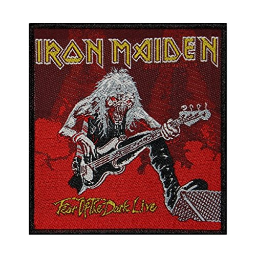 IRON MAIDEN FEAR OF THE DARK LIVE Patch -
