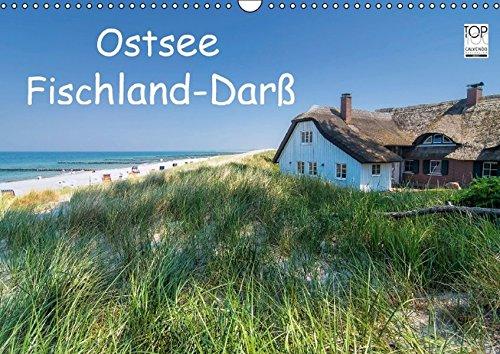 Preisvergleich Produktbild Ostsee, Fischland-Darß (Wandkalender 2017 DIN A3 quer): Bilder von Deutschlands schönster Halbinsel in der Ostsee. (Monatskalender, 14 Seiten) (CALVENDO Natur)