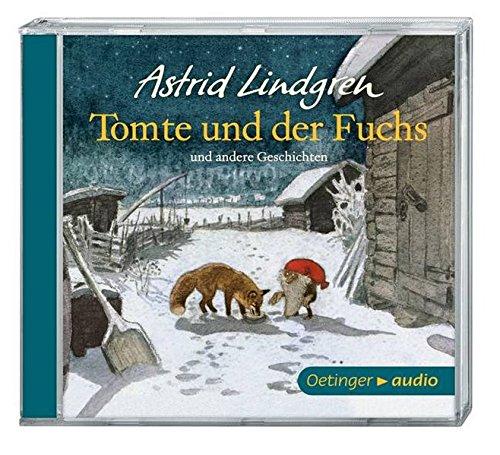 Tomte und der Fuchs und andere Geschichten (CD): Lesungen, ca. 47 min.: Alle Infos bei Amazon