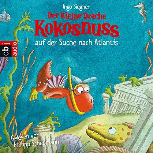 Buchseite und Rezensionen zu 'Der kleine Drache Kokosnuss auf der Suche nach Atlantis' von Ingo Siegner