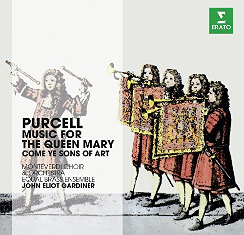 Purcell:Music for Queen Mary
