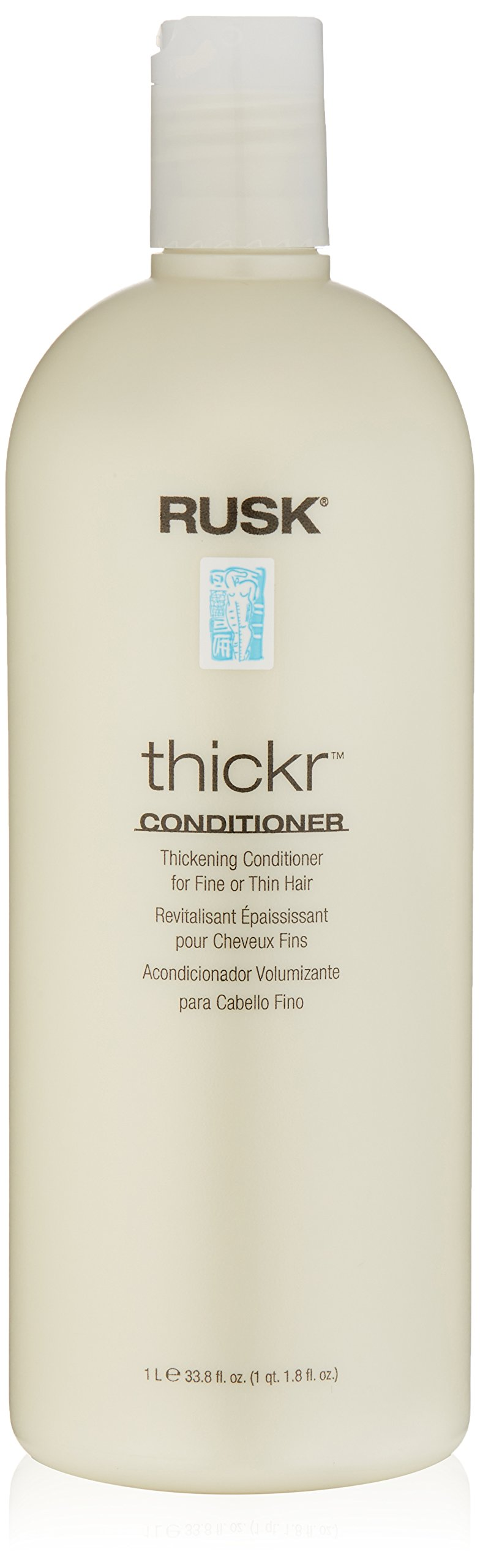 Rusk Thickr Thickening Conditioner (For Fine or Thin Hair) 1000ml