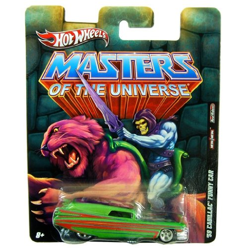 hot-wheels-masters-of-the-universe-164-scale-diecast-car-59-cadillac-funny-car-by-mattel
