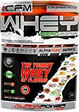 ALPHAPOWER FOOD 100%* ISO CFM Whey Protein Isolate 500g