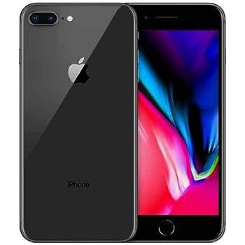 """Apple iPhone 8 Plus, 5,5"""" Display, 256 GB, 2017, Space Grau"""