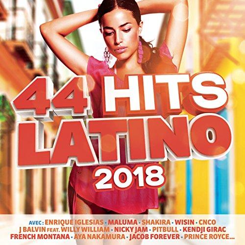 44 Hits Latino 2018