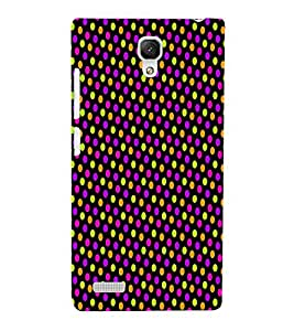 EPICCASE color spots Mobile Back Case Cover For Xiaomi Redmi Note Prime (Designer Case)