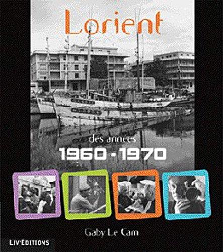 Lorient des années 1960-1970